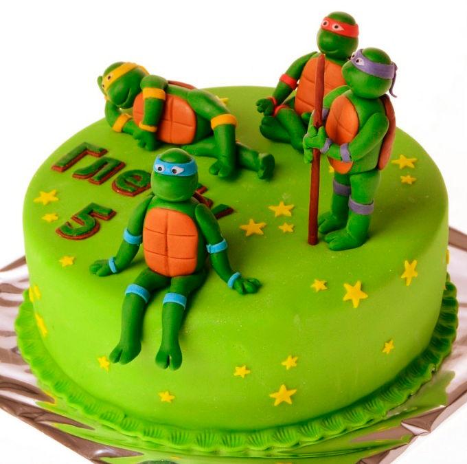 детские торты на заказ киев, торты на заказ Киев недорого, кафе Никки, на Автозаводской 24