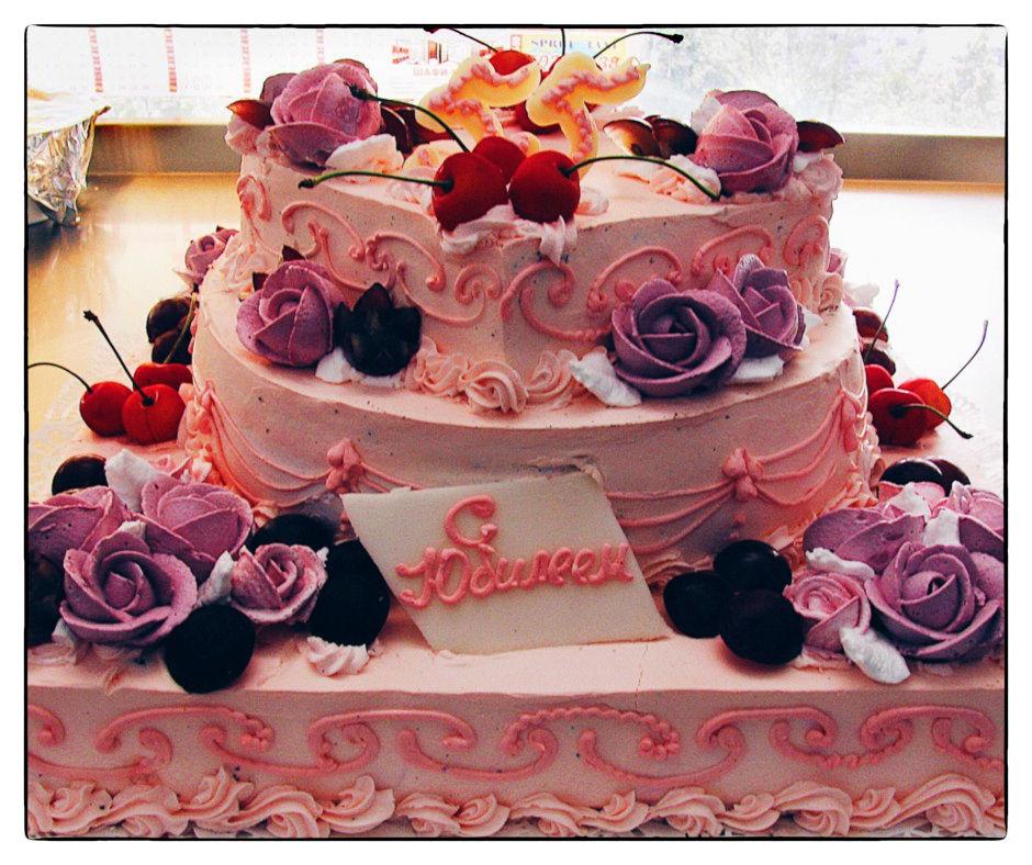 свадебный торт на заказ Киев